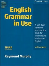 Win a copy of Murphy's English Grammar in Use