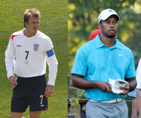How Tiger Woods and David Beckham help you to IELTS Test success