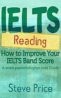 Get a free review copy of our ebook IELTS Reading: How to improve your IELTS Test band score