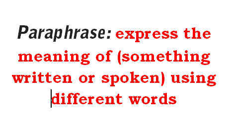 How To Practice Synonyms and Paraphrasing For IELTS