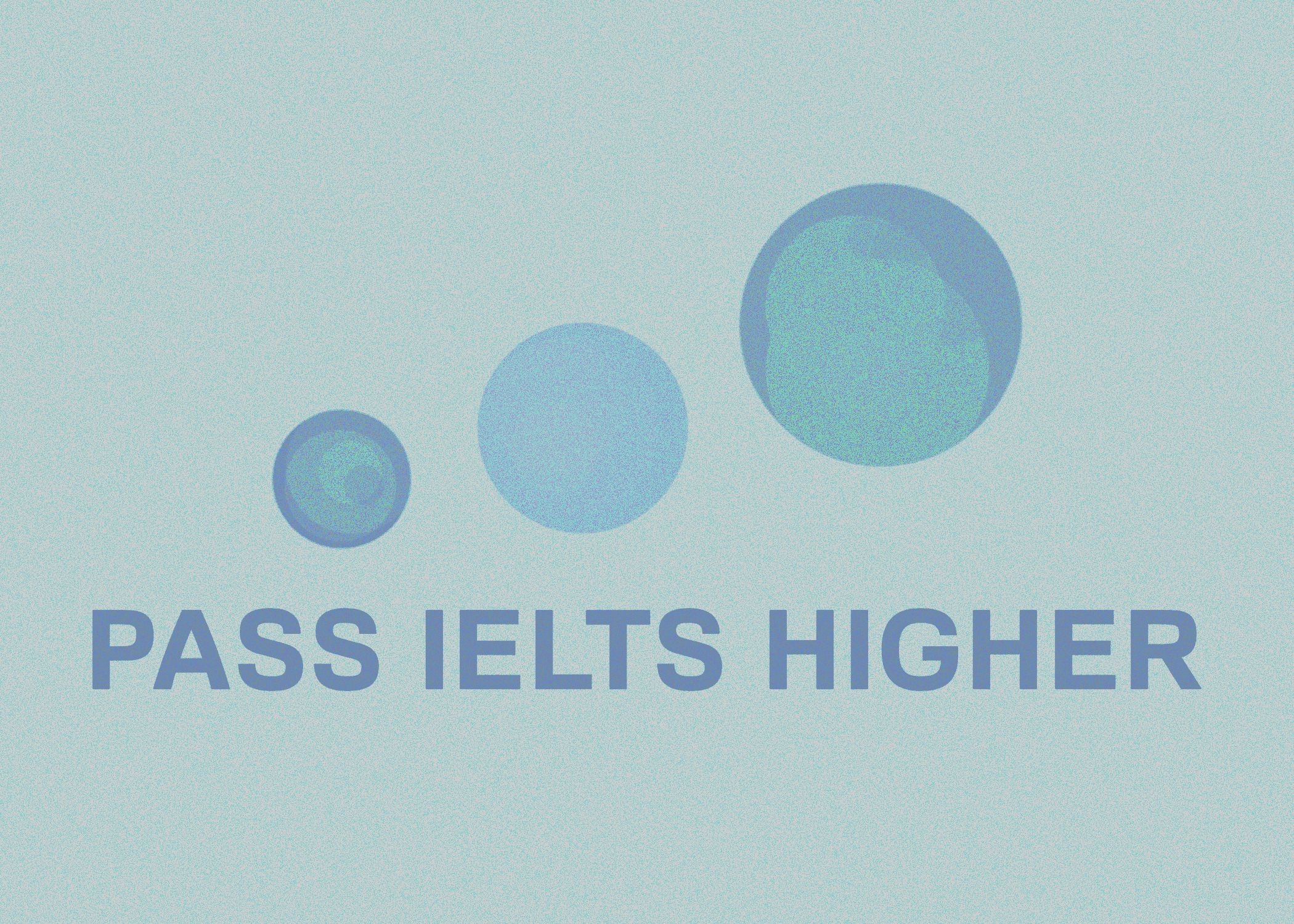 Taking the IELTS Test