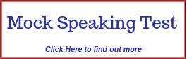 Mock IELTS Speaking Test